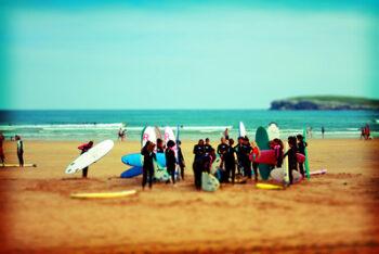 Surf en Langre